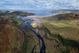 Torrisdale Bay and River Borgie