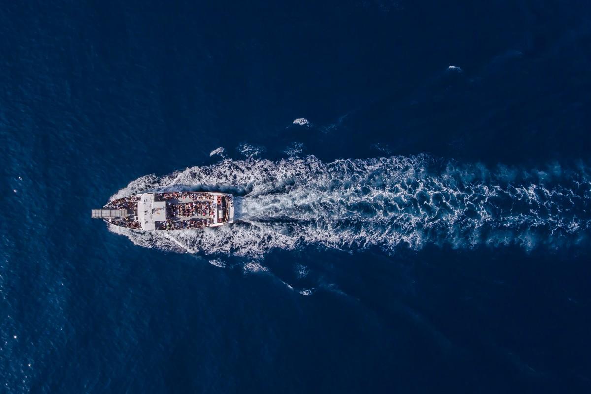 Turistic boat
