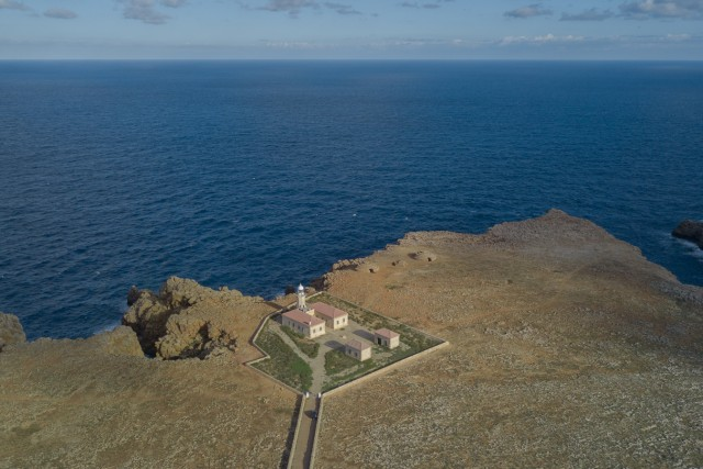 Punta Nati Lighthouse – Menorca