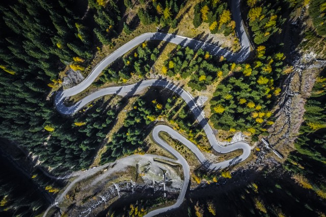 Giau Pass, Dolomites, Italy
