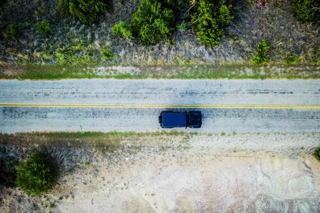 San Angelo State Park – Jeep
