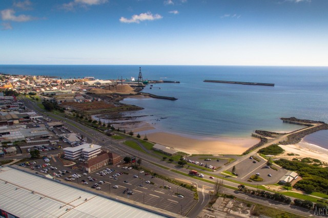 The Port of Burnie, Tasmania