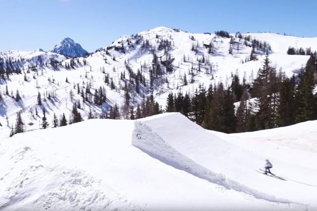 Absolutpark Freestyle Skiing Spring