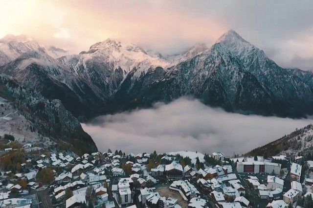 Alps by Drone / Zoe Durrant – Need To Feel Loved
