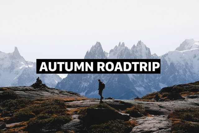 AUTUMN ROADTRIP