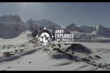 Drone footage that shows the beauty of Svalbard in the Arctic
