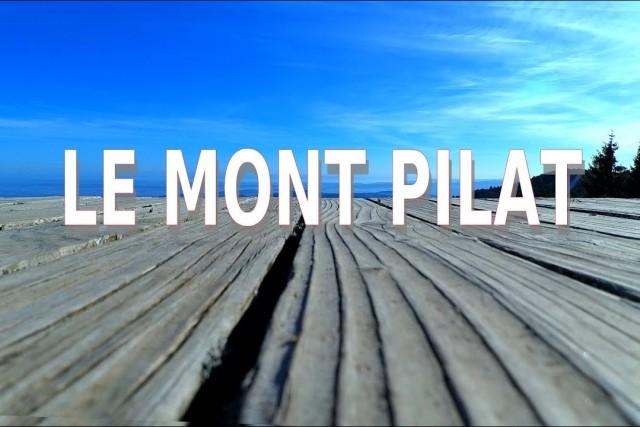 France the Mount Pilât