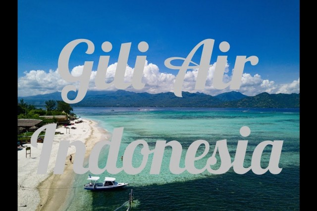 Gili Air, Lombok, Indonesia