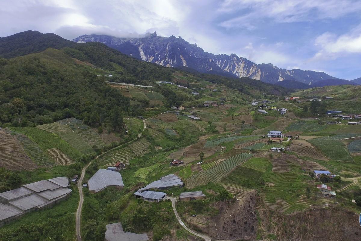 Mount kinabalu, Kundasang, Sabah