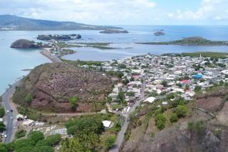 La colline du four à chaux – Labattoir – Mayotte