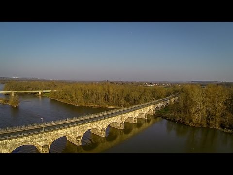 Over the Loire river – FRANCE