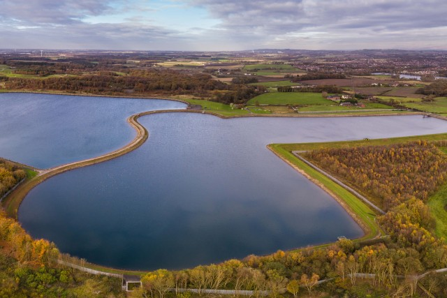 Prescot Reservoir