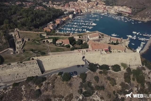 Presqu'île de Monte Argentario et île de Giglio