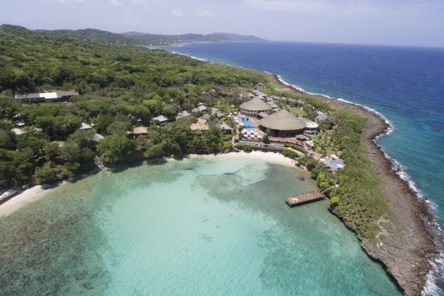 Resort in Roatan