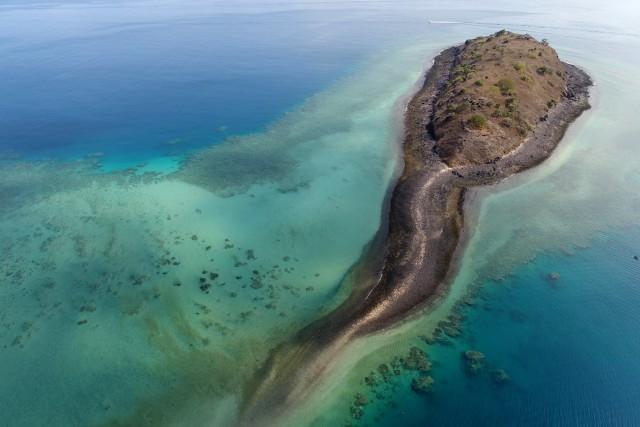 A l'origine des îles