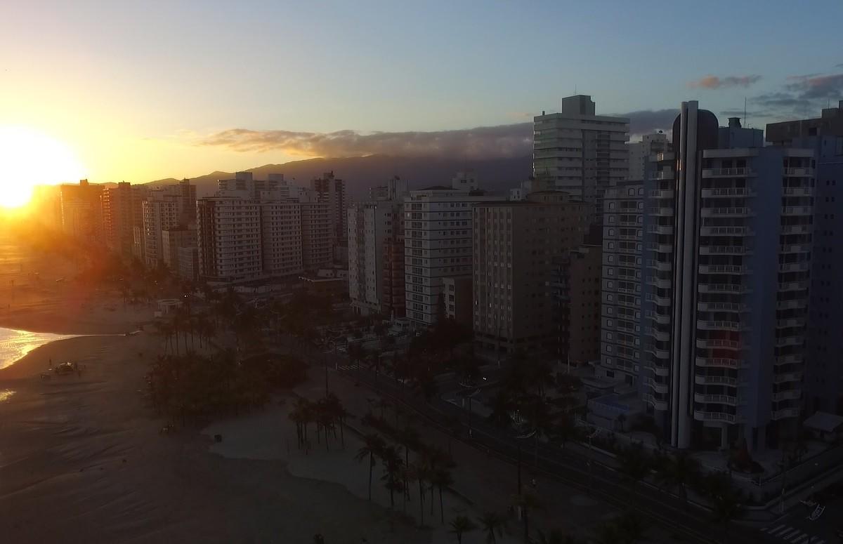 Praia Grande, São Paulo, Brazil – Long Beach Brazilian