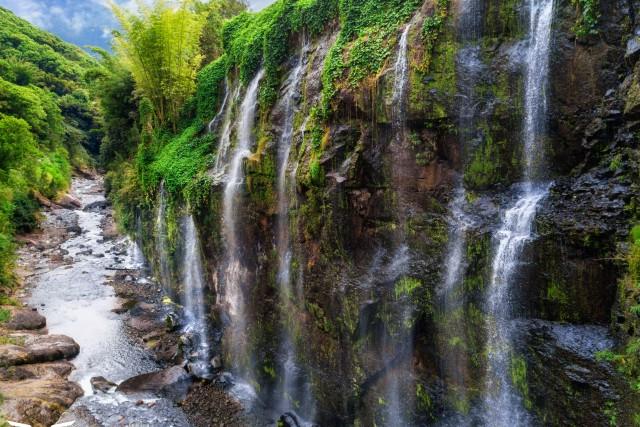 Cascades du voile de la mariée – Salazie Réunion