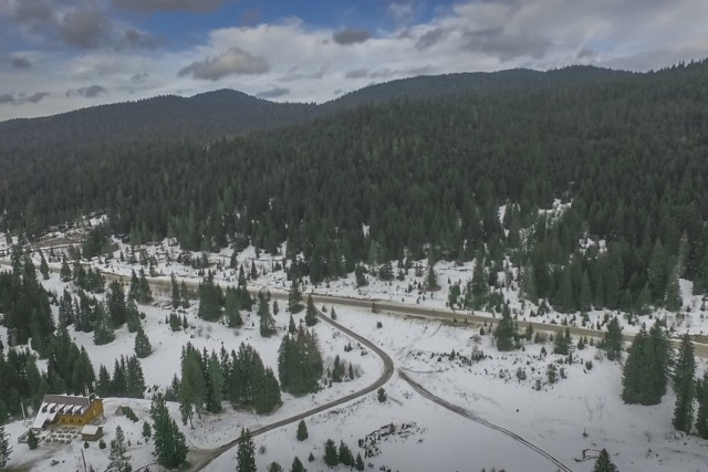 Igman roads