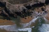 Port Rhu, wild coast