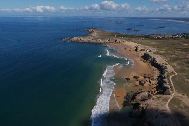 Quiberon peninsula