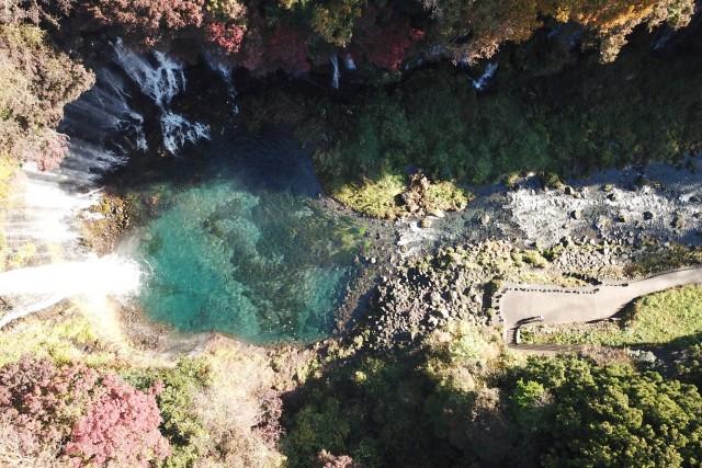 Shizuoka ken, Shiraito Falls