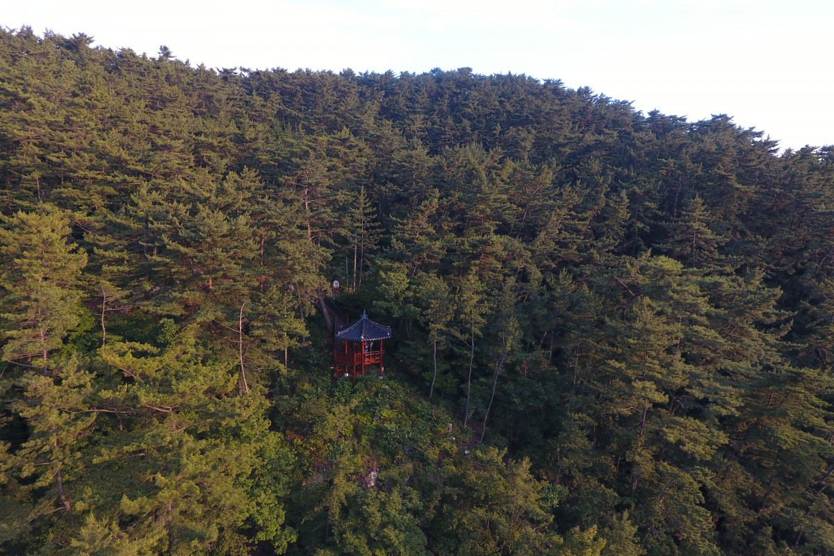Point of vue, Goeje, South Korea
