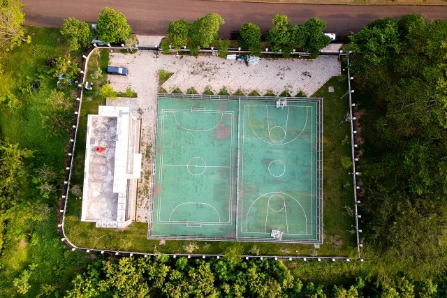 Tennis and Futsal Court