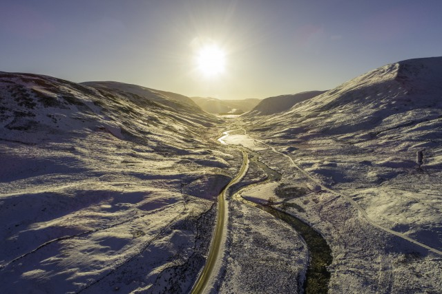 The Snow Road