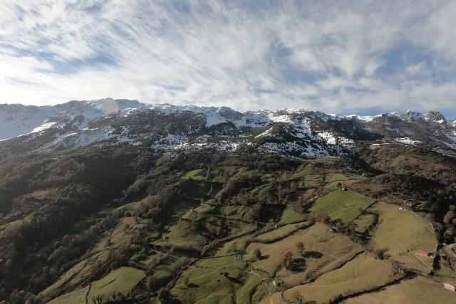 Angliru mountain