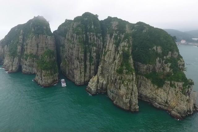 Hallyeohaesang National Park, Goeje Island, South Korea