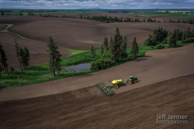 Planting the Prairie!