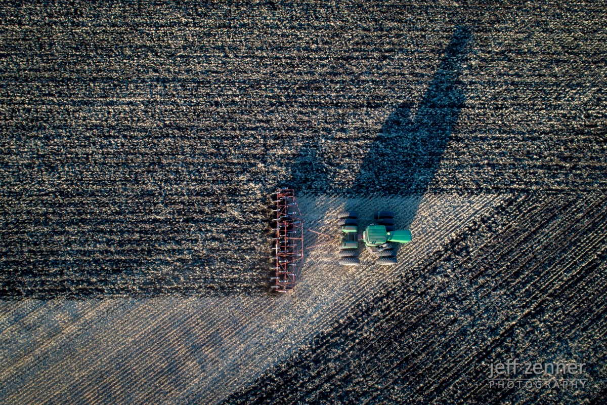 Geometric Farming!