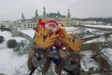 Crazy Santa Claus is Coming to Town Kielce