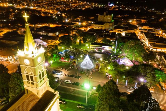 RamDrone – Evento de Natal / Christmas show