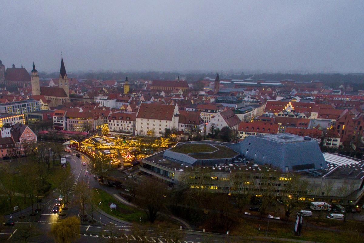 Ingolstadt/ Altstadt – Germany