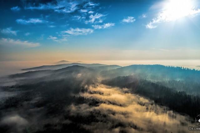 Swietokrzyskie Mountains