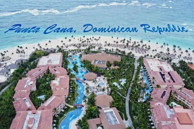 Punta Cana, Dominican Republic by Drone (Mavic Pro) in 4K!
