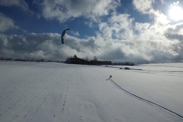 snowkite a longirod