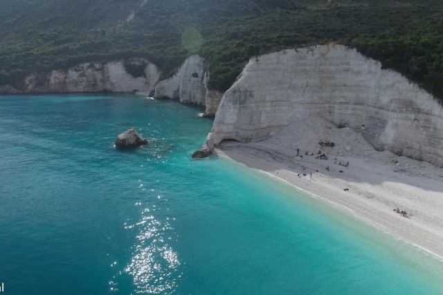 Fteri beach , kefalonia , greece