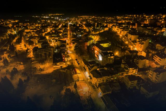 Night Sandanski