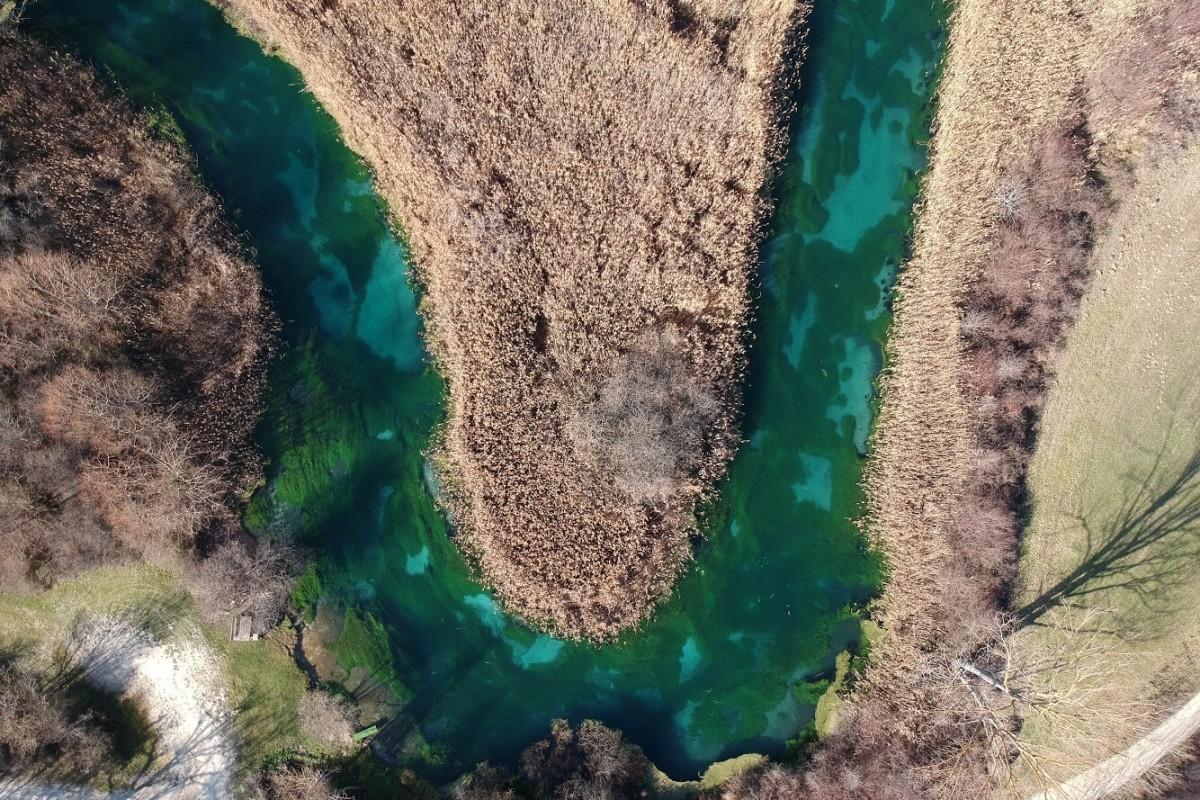 Tirino River – Capestrano