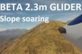 RC glider drone