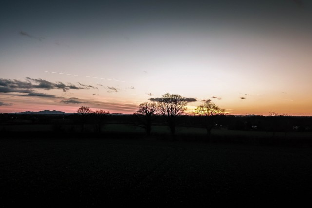 Worcestershire sunset