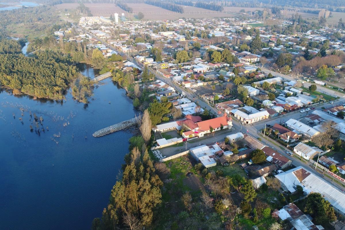 City of Negrete, Bio Bio, Chile
