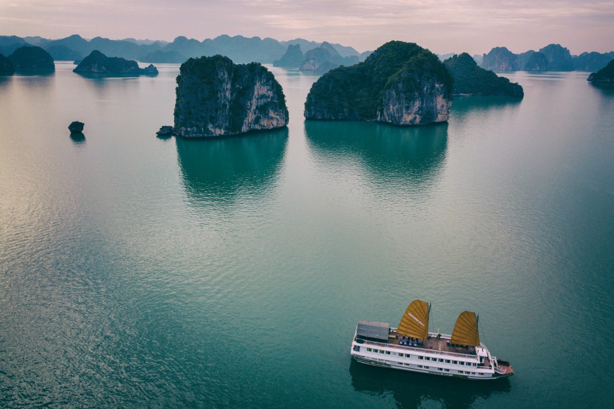 From Ha Long Bay with Love