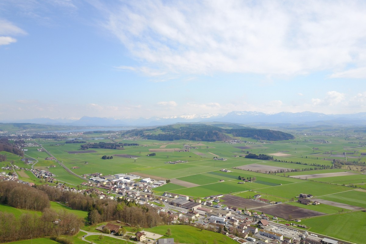 Countryside of Lucern