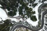 Route vers les Gets – Haute Savoie