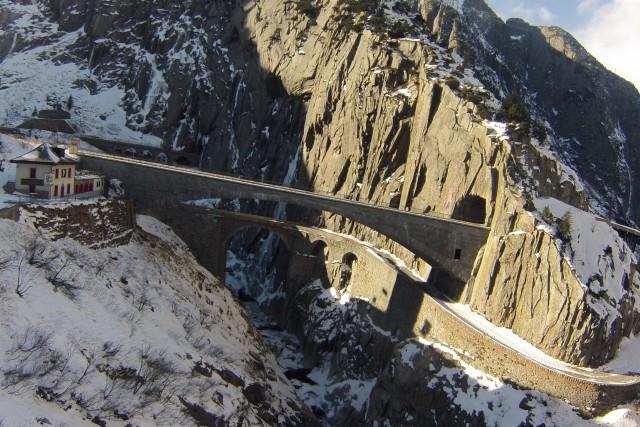 Ponte del Diavolo / Teufelsbrücke