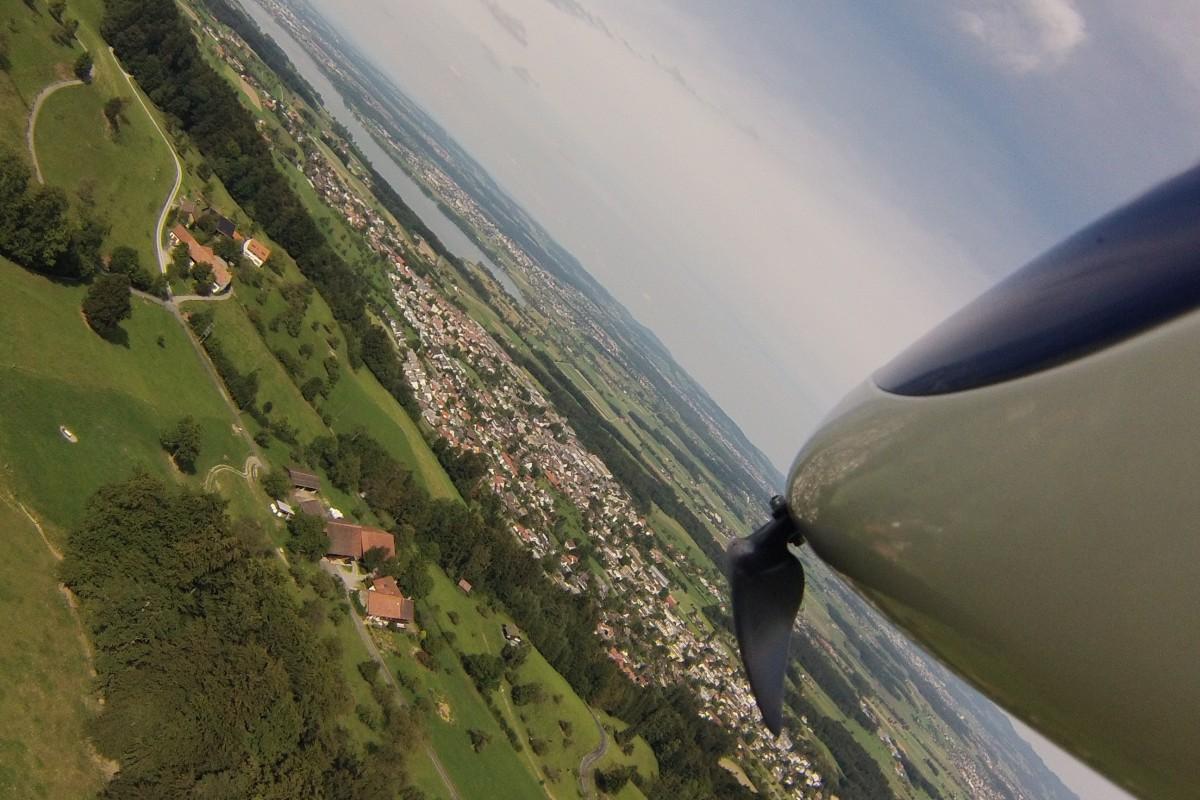 Gliding flight – BETA 2.3