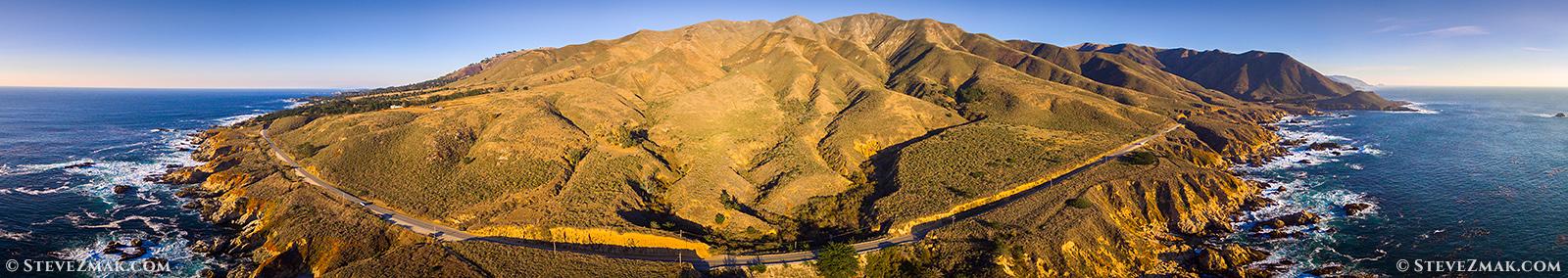 Highway 1 & Garrapata State Park, California
